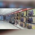 Wall Mount TV Unit