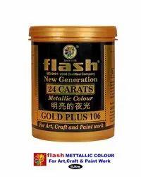 Gold Metallic Paint (Water Base)