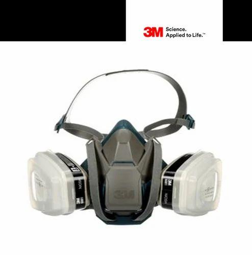 Supplier Mask Reusable Face Wholesale Titan Half 3m Minetech