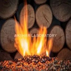 Wood Pellet Testing Services