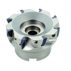 Astral Stainless Steel Square Shoulder Milling Cutter
