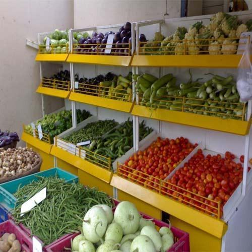Fruits And Vagetable Rack Vegetables Racks Manufacturer