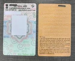 Voter ID Card / Epic PVC Card