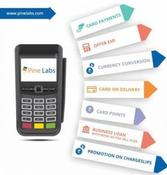 Pine Labs Card Swipe Machine