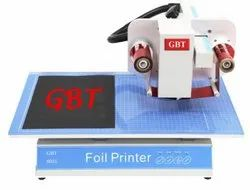 Golden / Foil Printing Machine (GBT-GF-8025)