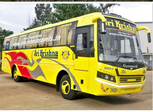 AC Luxury Bus Gallery - View Specifications & Details of Passenger Ac Bus by Veera Vahana Udyog ...