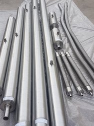 Vacuum Jacketed Cryo Pipe