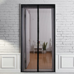 Magnetic Mesh Door