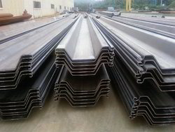 Cold Formed Steel Sheet Pile