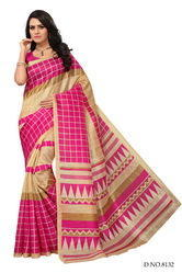 New Bhagalpuri Silk Saree