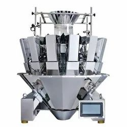 Multihead (14 Head) Weigher Machine (For Granuels)