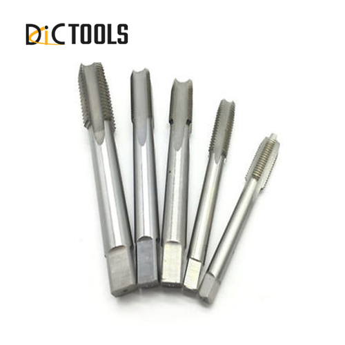 1 Piece Drill America 1-1//8 in 12 Carbon Steel Bottoming Hand Tap Individual
