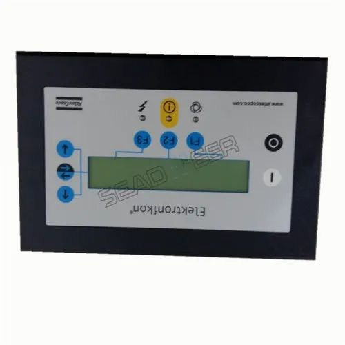 PLC Atlas Copco Control Panel
