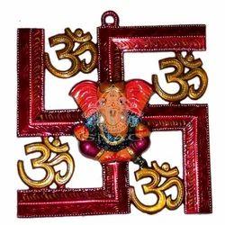 Meena Ganesha Swastik