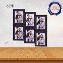 decorative 6 photo frame
