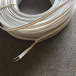 Galvanized White PVC Coated GI Wire, For Industrial