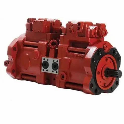Excavator Hydraulic Pump Kawasaki K3v112dt
