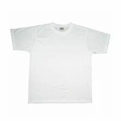 Round Neck Polyster T-Shirt