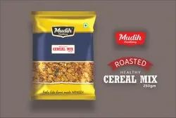 Masala Cereals Cereal Mix Roasted, Packaging Size: 250 Grams, Packaging Type: Pouch Packing