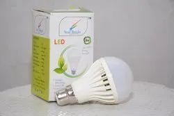 9W Plastic Type LED Bulb