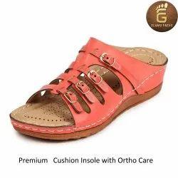 Semi Stitched Women's Footwear