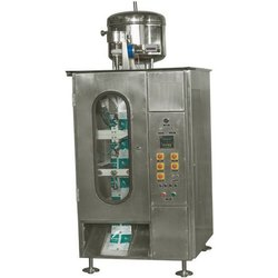 High Speed Milk Pouch Packing Machine