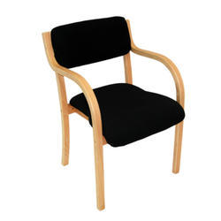 Wooden Visitor Chair