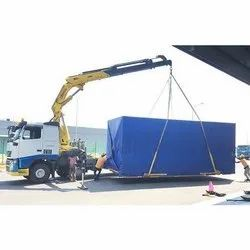 Loading and Unloading Service Heavy Machinery Loading & Unloading Services