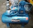 Reciprocating air compressor speedwaves