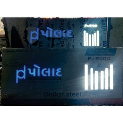 Corporate LED Sign Board