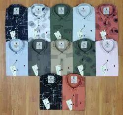 Collar Neck Casual Wear DP Shirts