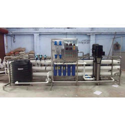 Semi-Automatic Heavy Duty RO Plant, >3000, Industrial RO Plant