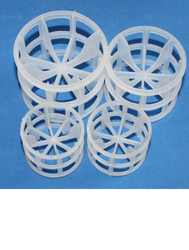 Pvc Pall Ring Polyvinyl Chloride Pall Ring Latest Price