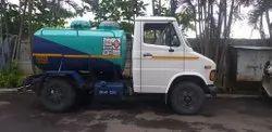 Transport Door-To-Door Diesel Delivery, Maharashtra, Land