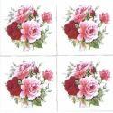 Flower Printed Wall Tile, 5 - 10 Mm