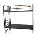 Oak Wood Iron High End Bunker Cot, Without Box, Size: 3*6
