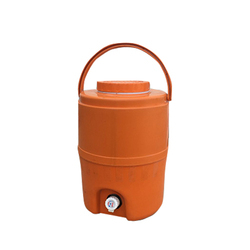 14 Litre Orange Plastic Water Camper