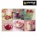 Orientbell OTF VINTAGE TEA CUP Decorative Wall Tiles