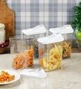 Easy Flow Grocery and Food Storage Container