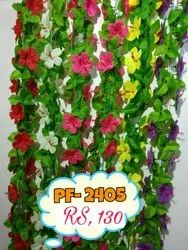 Artificial Flowers Wall Decoration