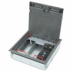 Honeywell Modular Electrical Floor Box