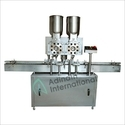 Automatic Double Wheel Dry Syrup Powder Filling Machine