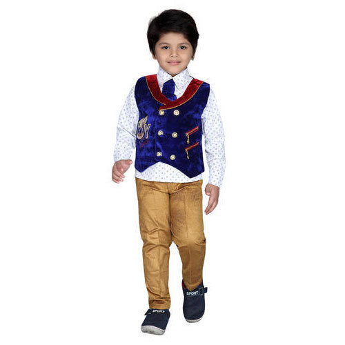 86dc28ef9 Party Wear Printed Kids Shirt And Jeans, Rs 695 /set, Shri ...