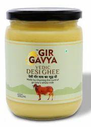 Gir Gavya Vedic Desi Cow Ghee  (500 ML)