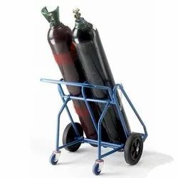 LM_OT_02TN Double Gas Cylinder Trolley
