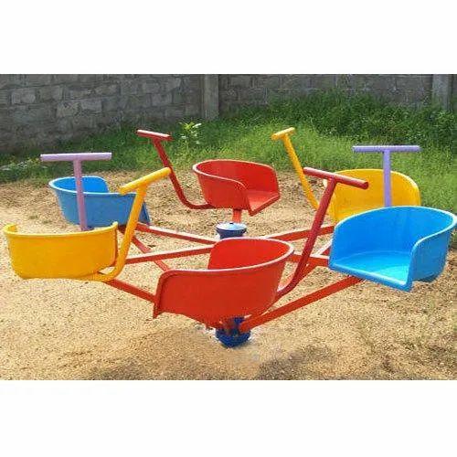 6 Chair Merry Go Round
