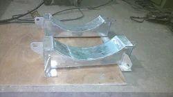 TIG Welding Aluminium Components