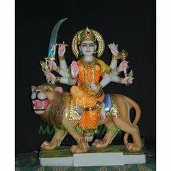Mata Durga Ji Marble Statue