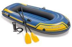 Intex Challenger 2 Inflatable Boat for Two Persons
