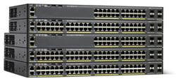 Cisco 2960-X Series Switches